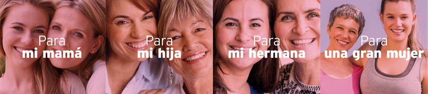 Mes de la Mama 2017: Unidas contra el cáncer