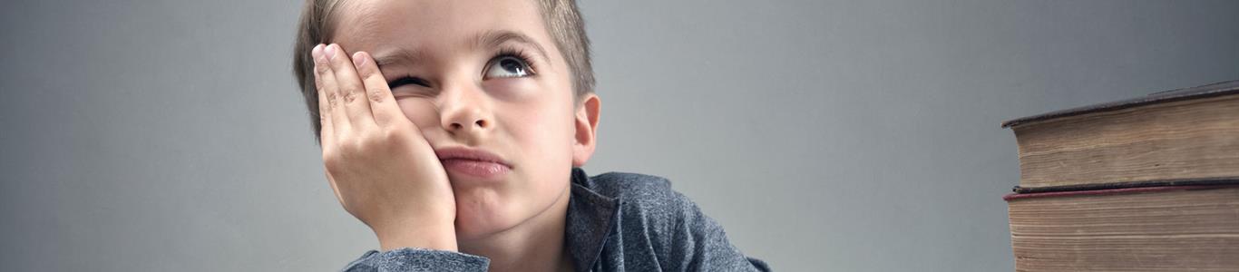 Déficit de atención sin hiperactividad: cómo reconocer a un niño inatento