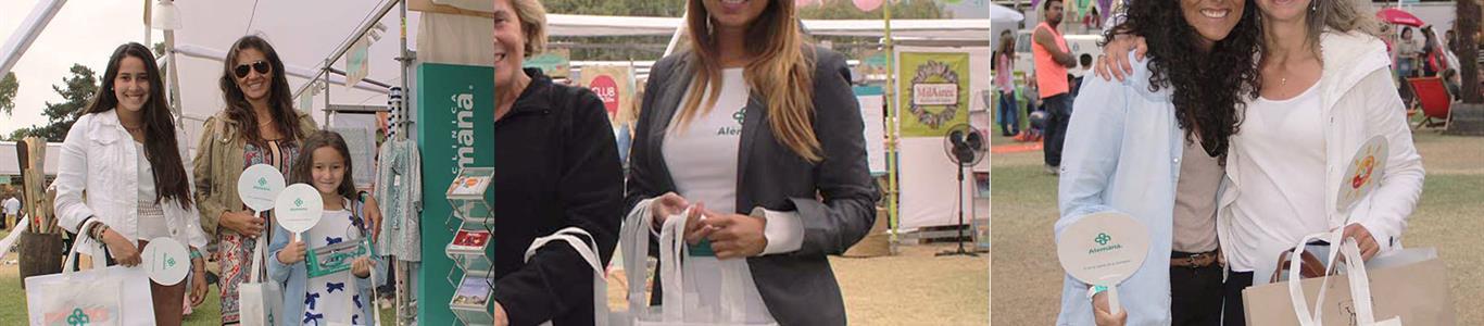 La Clinica en Expo Cachagua 2015 - Zapallar Chile