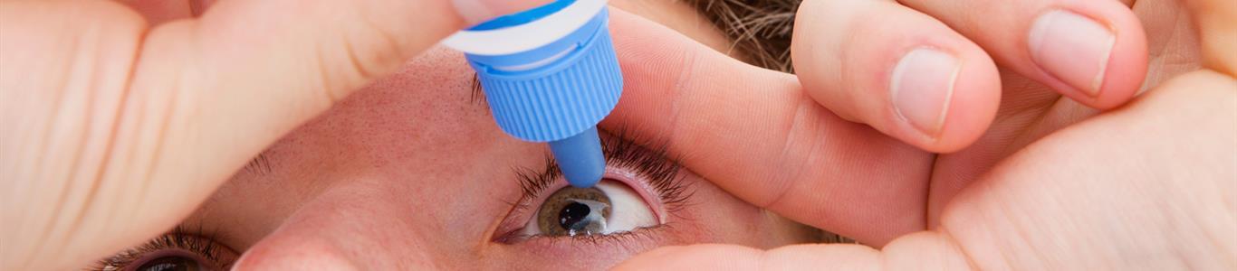 Glaucoma: Alta presión en el ojo que provoca mala visión