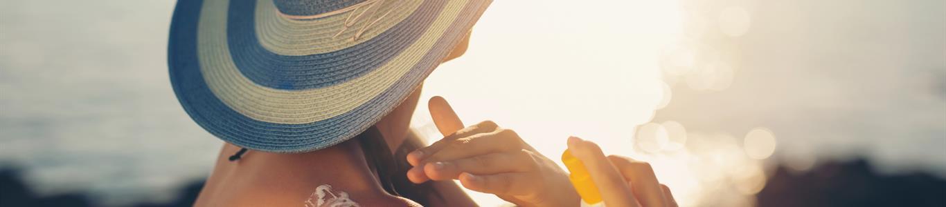 Lucir una piel sana y atractiva protegiéndose del sol