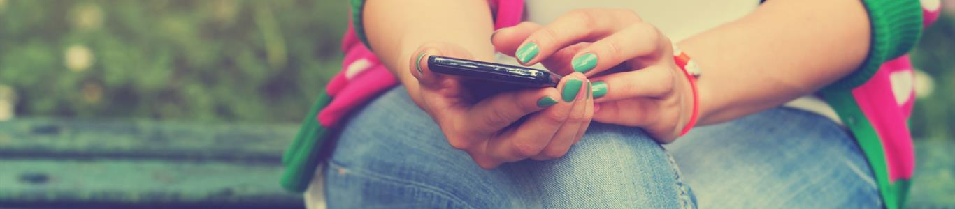 Adoloridos por culpa del teléfono celular