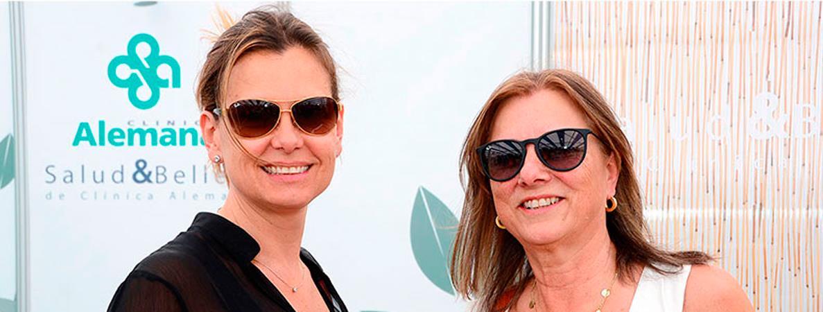 Clínica Alemana presente en Feria Mujer 2014