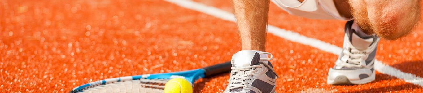 Tenis: principales lesiones del deporte blanco