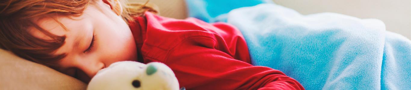 Niños: cómo retomar los hábitos de sueño