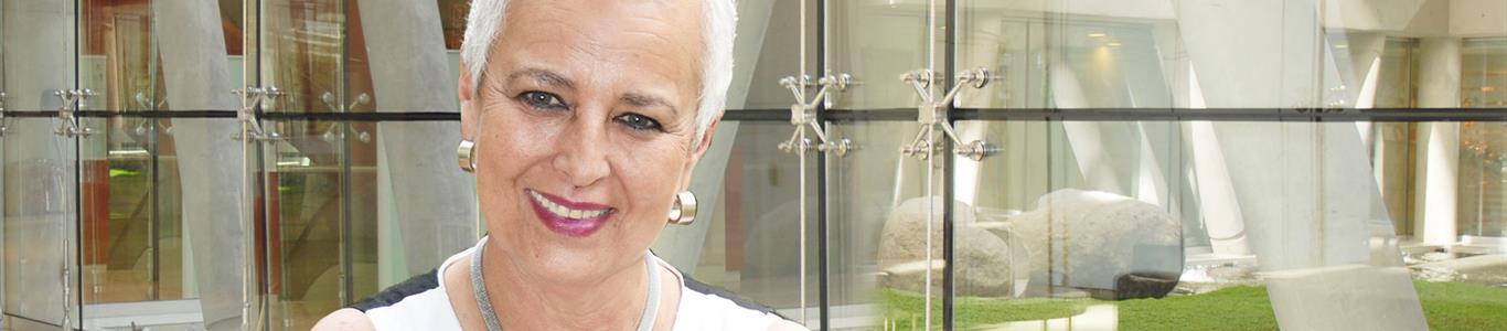 María Loreto García y el agresivo cáncer de mama que logró vencer