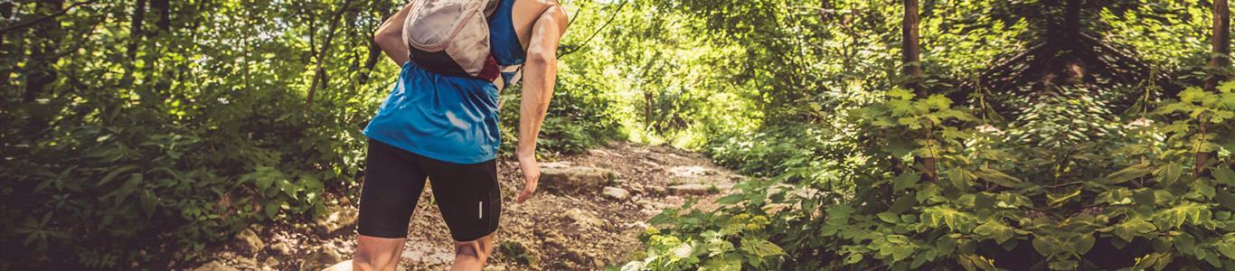 Trail running: alimentación para un buen desempeño
