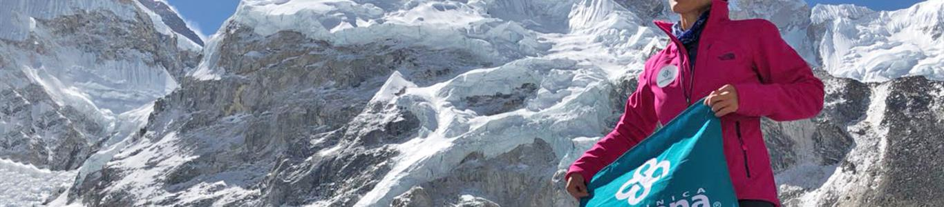 Expedición de María Paz Valenzuela en la recta final del Everest