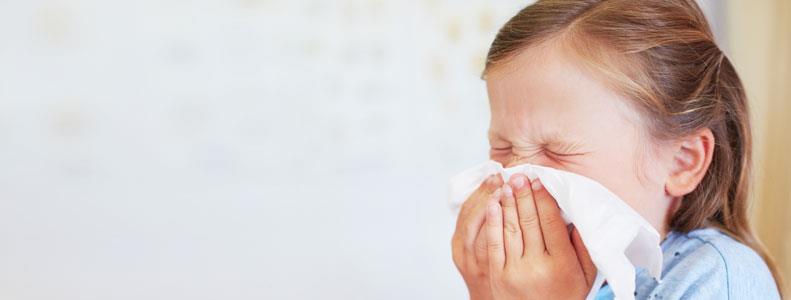Niños: a protegerse del virus respiratorio sincicial