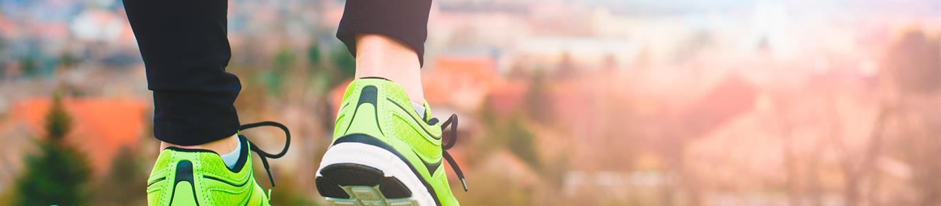 Trail running: las zapatillas correctas para un mejor rendimiento