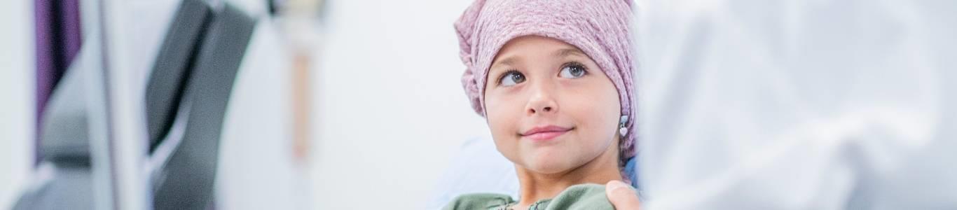 Cáncer infantil: Todo sobre su tratamiento