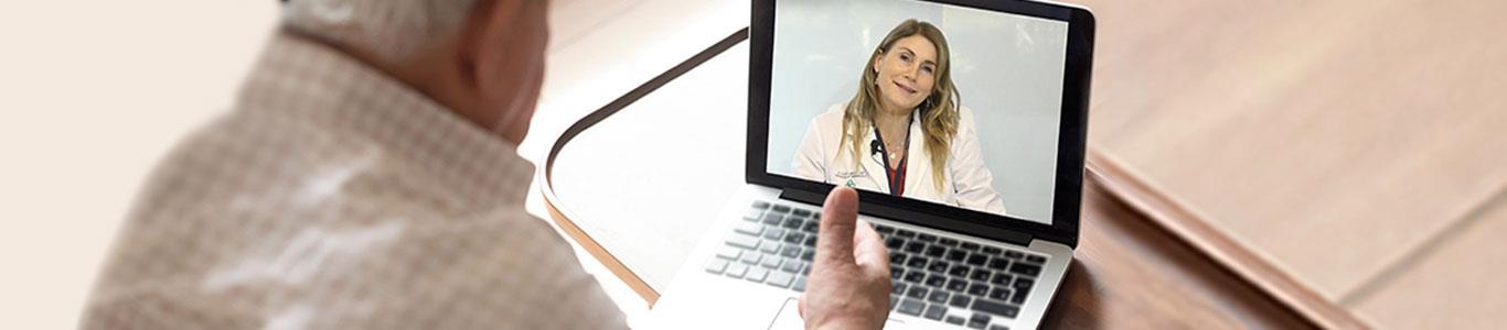 Telemedicina, una Consulta Online sin salir de casa