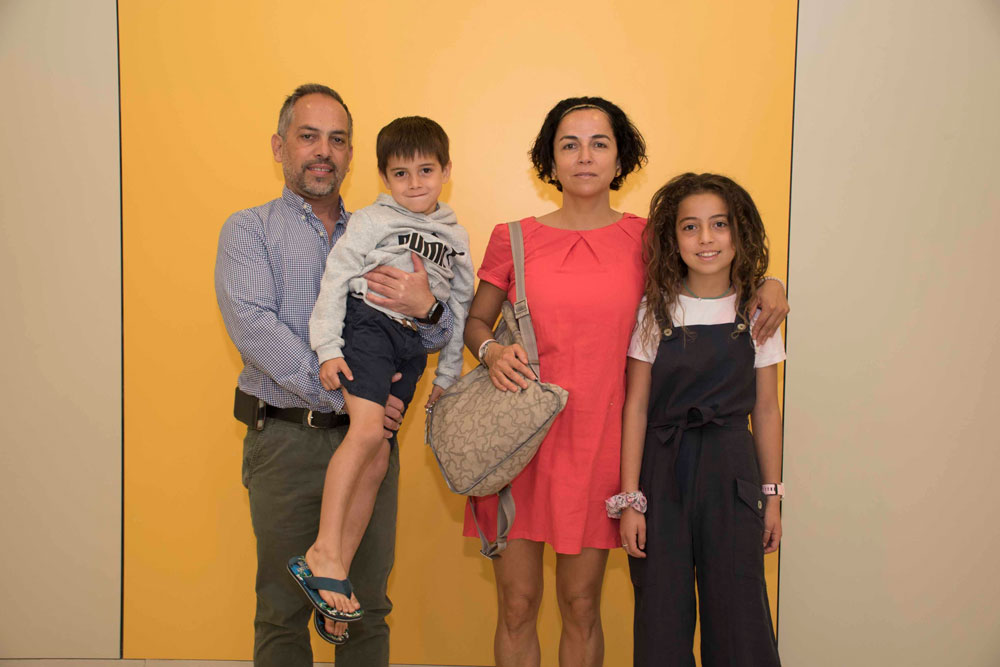 Pacientes pediatría Clínica Alemana sofía vergara y julia lopez