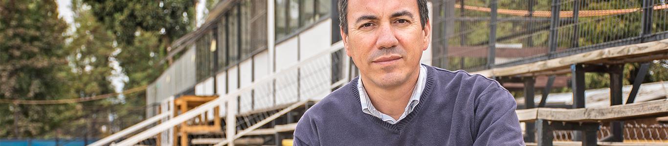 Juan Pidal: Reaccionar a tiempo me salvó la vida