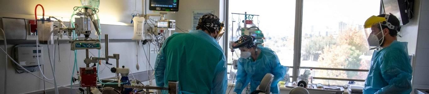 Recuperación de la movilidad en pacientes graves con Covid-19