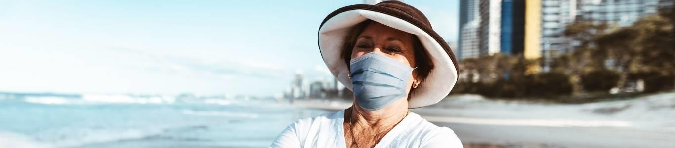 Vacaciones en pandemia: Viaja seguro