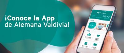 App Alemana Valdivia