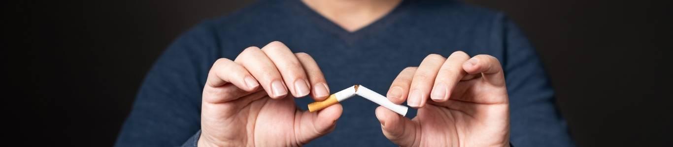 Comida chatarra y tabaco: La importancia de dejarlos