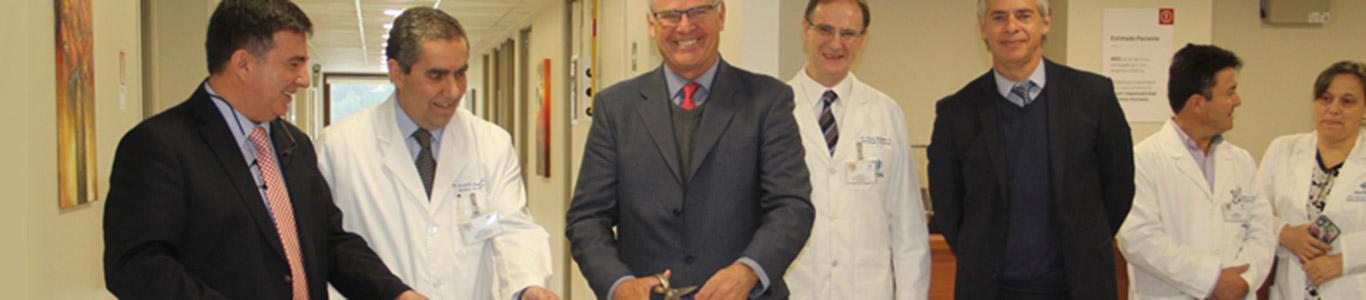 Inauguracion de nuevas consultas de Ginecologia y Obstericia