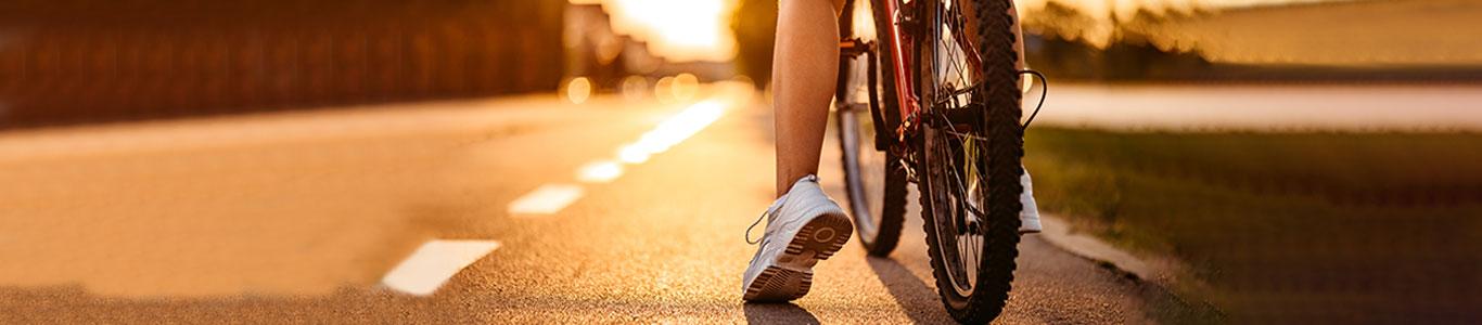 Vida saludable: andar en bicicleta más allá de la actividad física